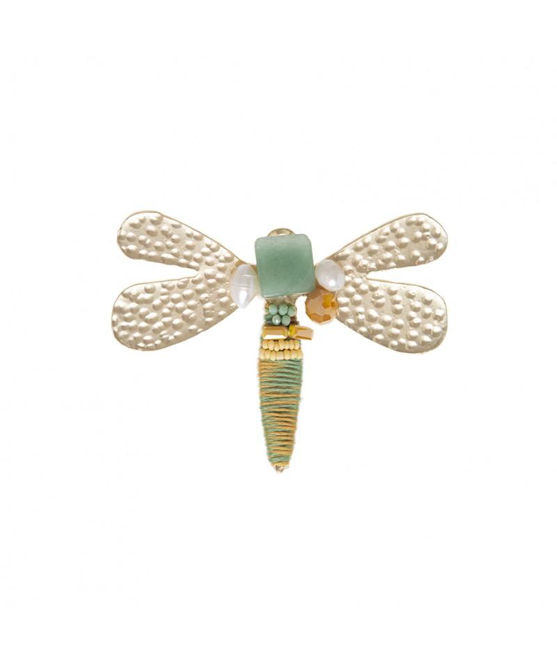 Broche Alibey de libélula...