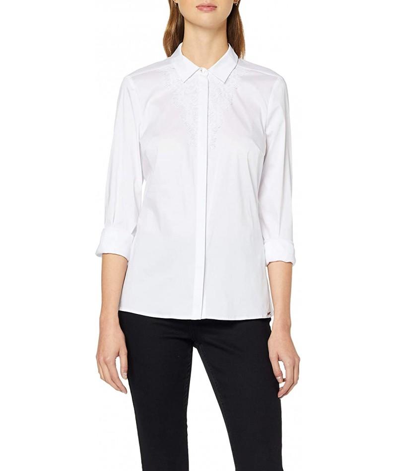 Camisa Morgan blanca...