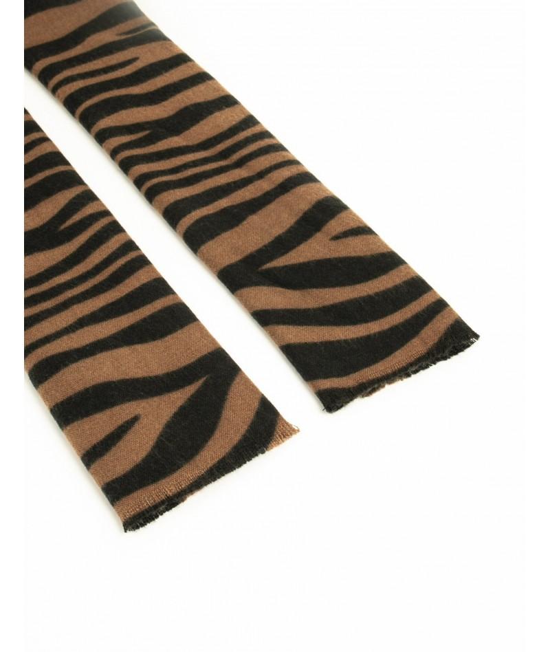 Bufanda animal print Morgan